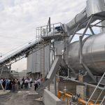 AMMANN CB350 asphalt plant Thessaloniki-Greece