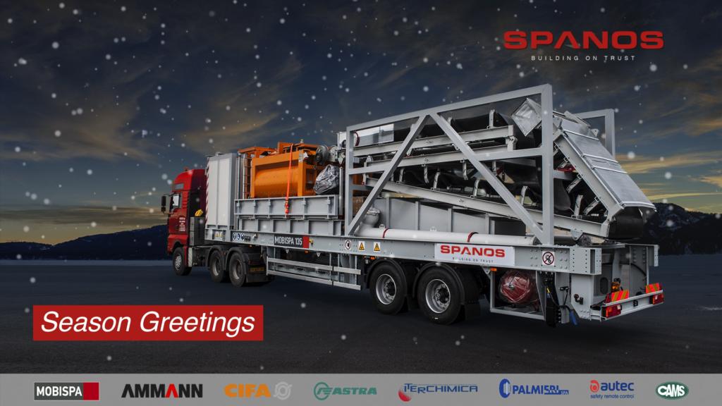 Spanos Christmas Card 2017