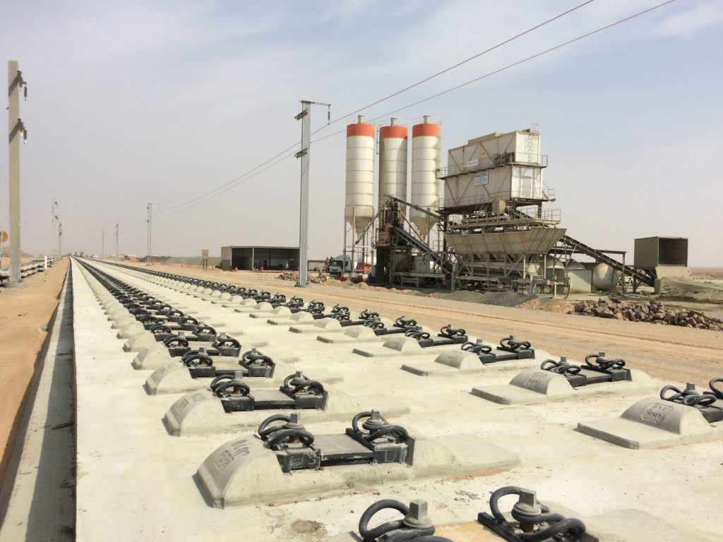 Mobispa 100, Haramain High Speed Rail project, Saudi Arabia