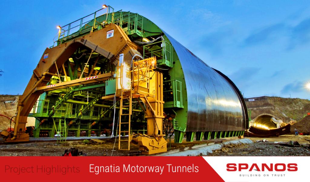 Egnatia Motorway Tunnels