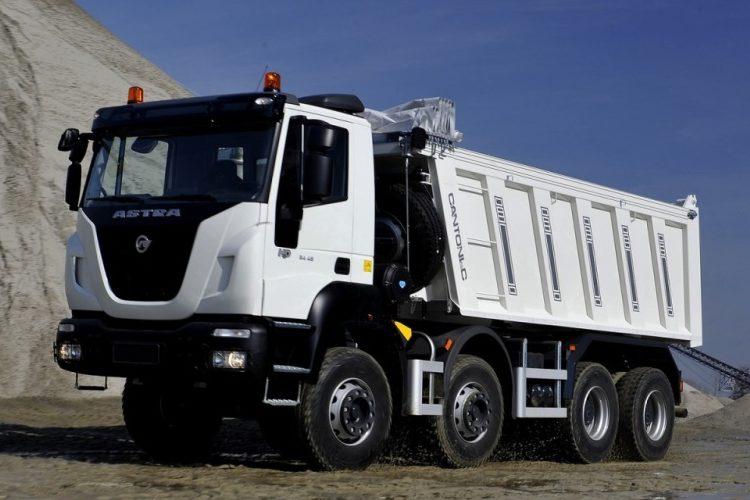 Heavy Duty Trucks